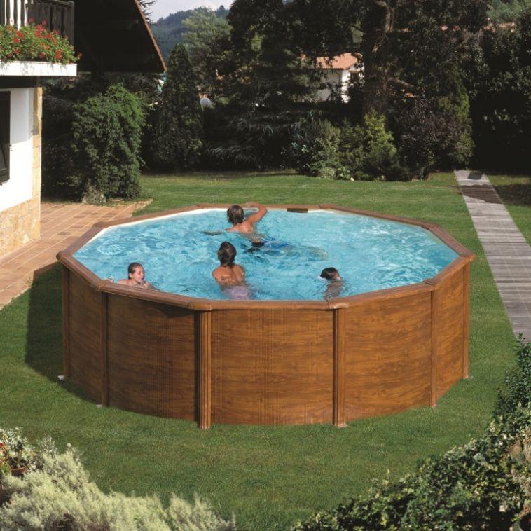 piedino plastica copertura piastra fissaggio parete piscine gre legno ebay. Black Bedroom Furniture Sets. Home Design Ideas