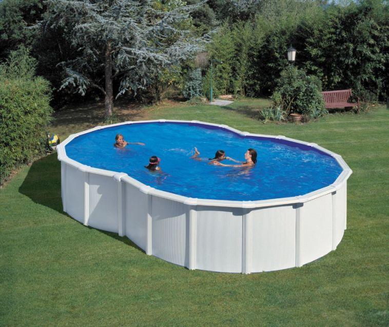 Piscina a otto gre varadero bianca h 120 cm piscina for Gre piscine ricambi