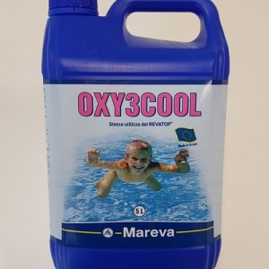 Ossigeno liquido OXI3COOL