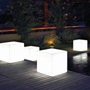 cubi luminosi
