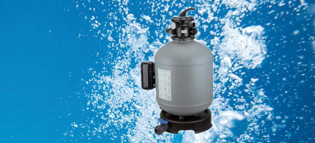 Ricambi per filtri a sabbia gre piscina giardino shop - Filtri per piscine ...