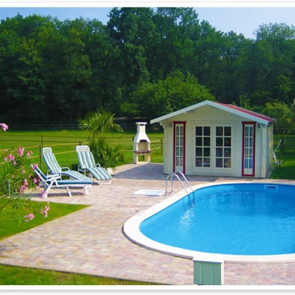 Piscina interrate piscina quanto costa mantenere una - Quanto costa costruire una piscina interrata fai da te ...