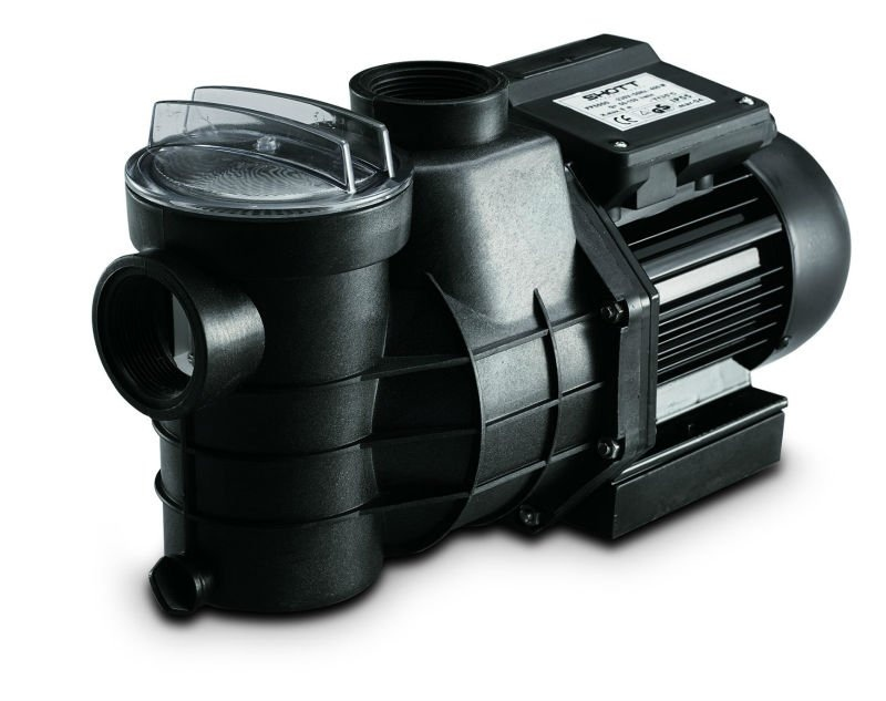 Pompa sp8000 9 mc h 0 60 hp per filtro a sabbia piscina giardino shop - Motore per piscina ...