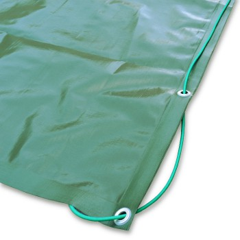 Copertura invernale per piscina mt 6 x 12 mt con for Copertura invernale piscina gre