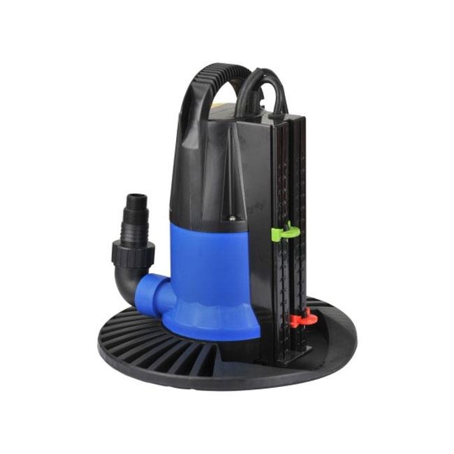 Pompa svuota telo automatica super cover jt pump piscina for Copertura invernale piscina gre