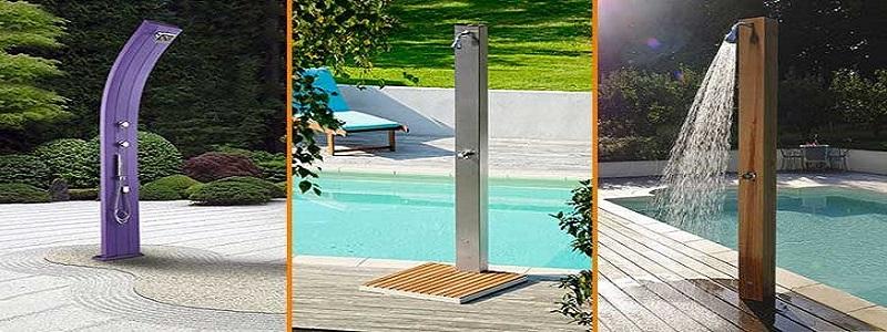 Docce solari archivi piscina giardino shop - Doccia solare per piscina ...