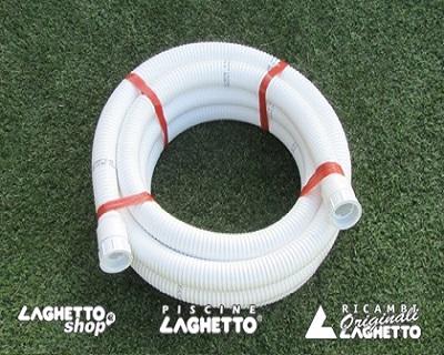 tubo collegamento piscina Laghetto