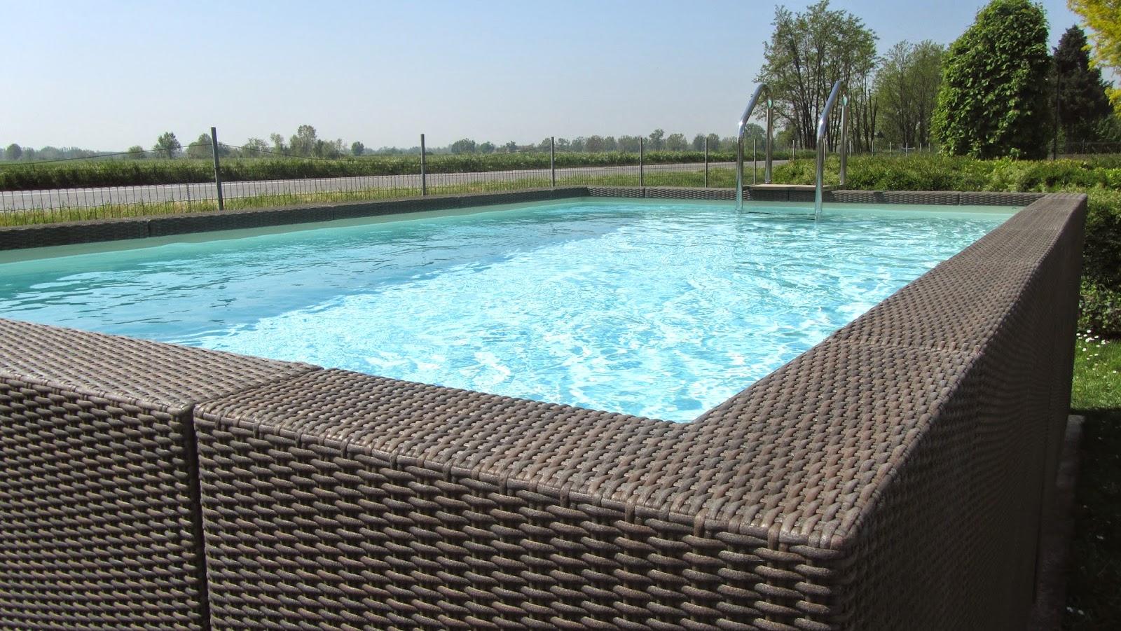 Piscina laghetto dolce vita diva5 00 x 10 00 x 1 20 h mt for Vasca pvc laghetto