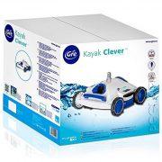 Sacchi Filtro Ricambio per Robot Gre Clever e Jet Blue