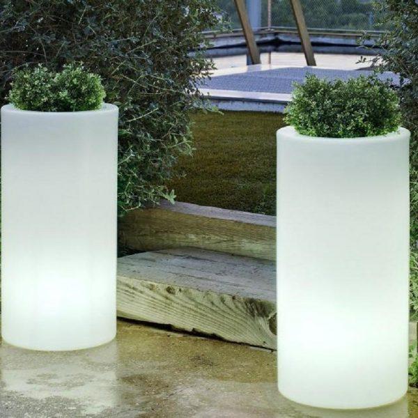 vaso luminoso kloris
