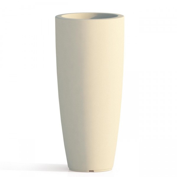 vaso resina tondo h 90