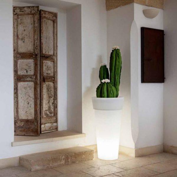 vaso luminoso messapico kloris h 90