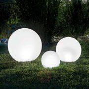 Sfera Luminosa Moon Kloris Diam. 30 cm