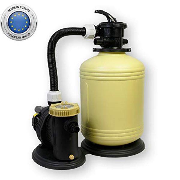 filtro a sabbia shott 8 mc/h premium
