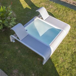 piscina gre mariposa