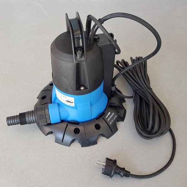 Pompa svuota telo SMPC 200