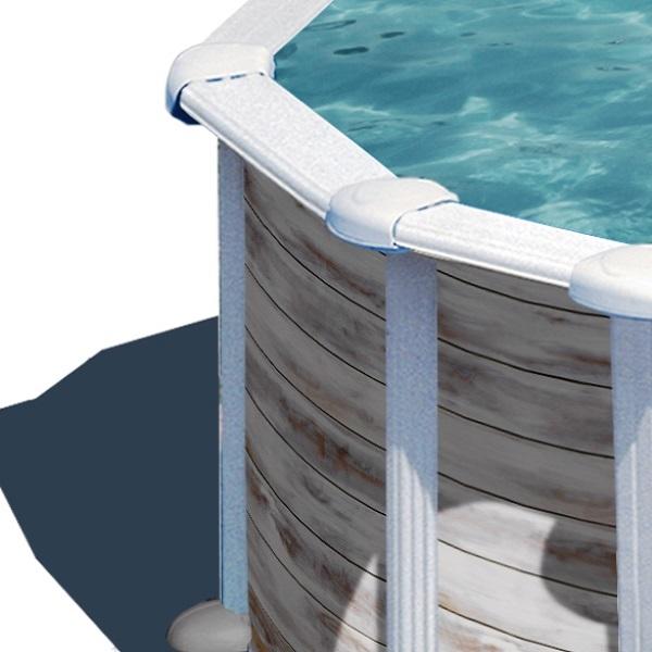 piscina gre finlandia decorazione nordic