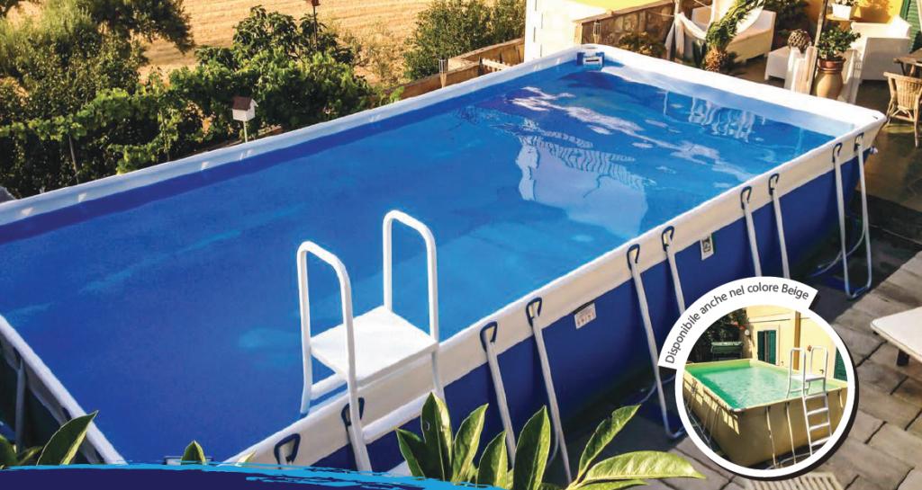 piscine in pvc maretto