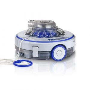 robot puliscifondo gre RBR60 a batteria ricaricabile