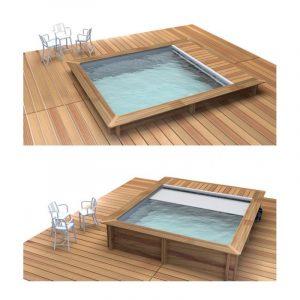 piscina bwt urban in legno