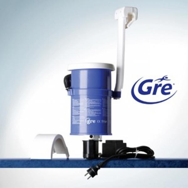 Skimmer immersione gre ar124 piscina giardino shop for Pompe piscine gre