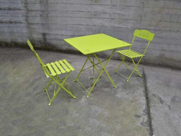 Tavolini E Sedie Da Esterno.Tavolino E Sedie Spritz Piscina Giardino Shop